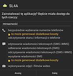 Instalacja SL4A