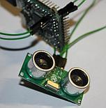 Ultradźwiękowy czujnik odległości